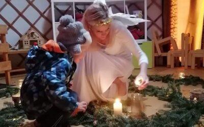 Dýchlo na nás kouzlo Vánoc